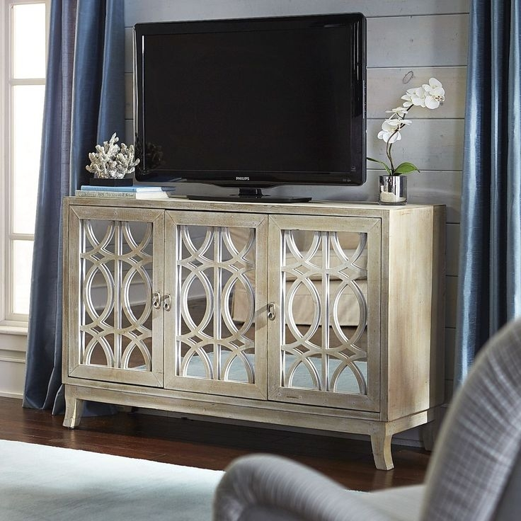 Brilliant Best Mirrored TV Cabinets Furniture Throughout 103 Best Mirror Furniture Images On Pinterest Home Mirror (Image 15 of 50)