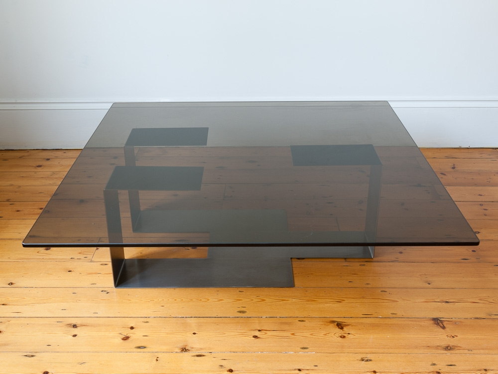 Featured Image of Retro Smoked Glass Coffee Tables