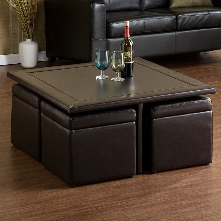 Brilliant Best Square Coffee Tables With Storage Cubes Pertaining To Wildon Home Pennington Storage Cube Coffee Table Set Reviews (Image 11 of 40)