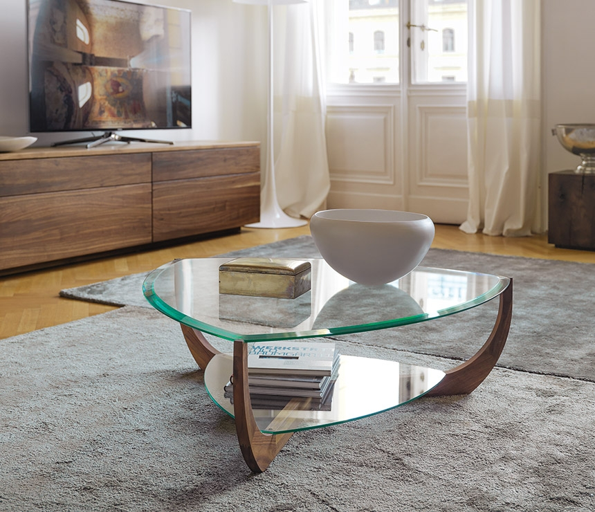 Brilliant Best Wooden And Glass Coffee Tables Pertaining To Wood Glass Coffee Table (View 40 of 50)