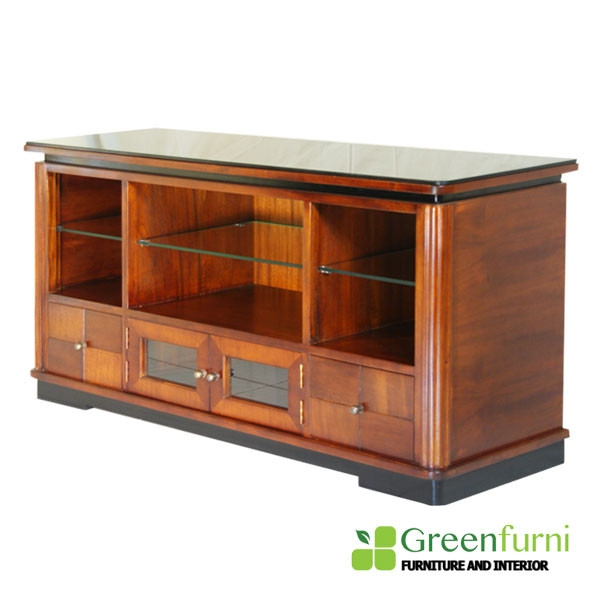 Brilliant Brand New Art Deco TV Stands Regarding Living Room Dresser Tv Stand Art Deco Flavia Furniture Buy (Image 9 of 50)