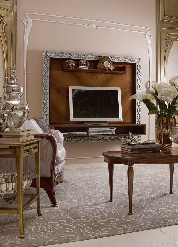 Brilliant Brand New Classic TV Cabinets With Classic Tv Cabinet Wooden Liberty Medea (Image 12 of 50)