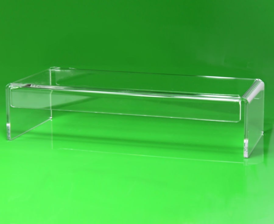 Brilliant Brand New Clear Acrylic TV Stands With Plastic Online Acrylic Online Uk Shop Acrylic Retail Stands (Image 10 of 50)