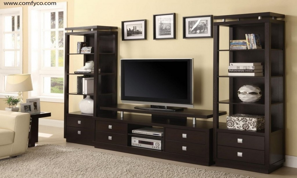 Brilliant Brand New Cream Corner TV Stands With Regard To Furniture Tv Stand For 80 Tv Wall Mount Tv Stand With Shelves (Image 8 of 50)