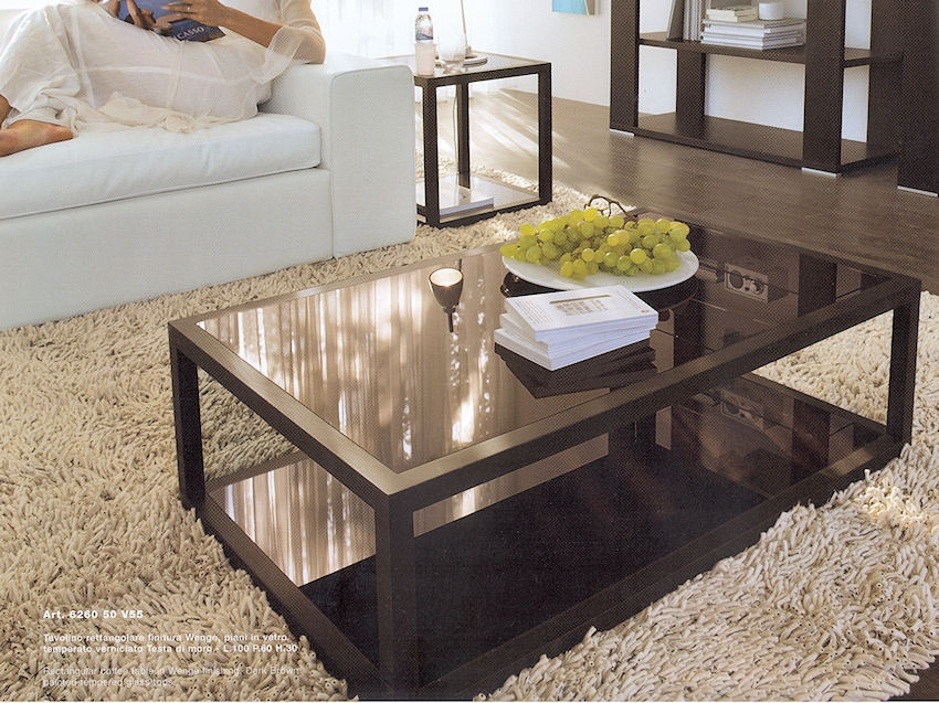 Brilliant Brand New Dark Wood Coffee Tables With Glass Top Pertaining To Black Wood Coffee Table (Image 10 of 50)