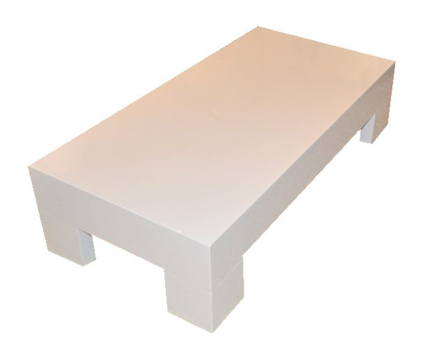 Brilliant Brand New Large Low White Coffee Tables Pertaining To Beautiful Low Coffee Table On Inspiration Decorating (View 15 of 50)