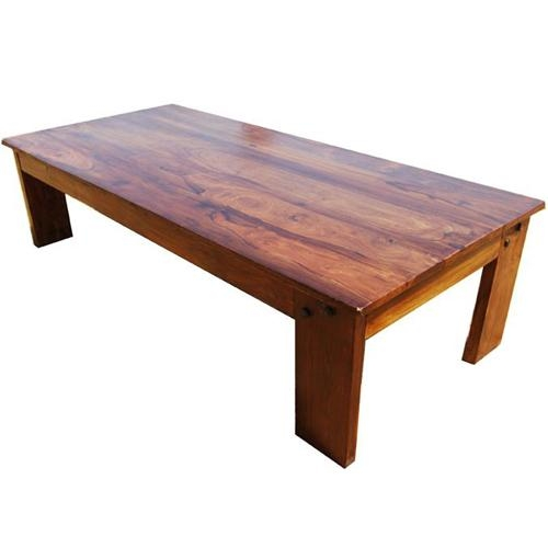 Brilliant Brand New Large Wood Coffee Tables In Before Selling Rustic Wood Coffee Table (Image 8 of 50)