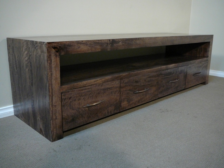 Brilliant Brand New Mango Wood TV Cabinets With Regard To 7 Best Tv Cabinets Images On Pinterest (Image 7 of 50)