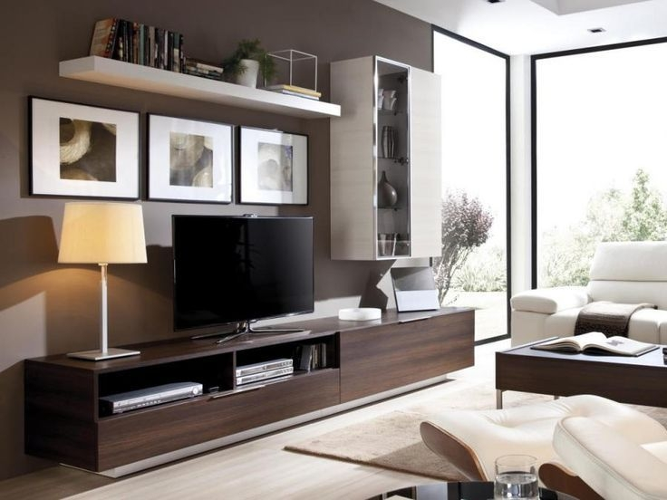 Brilliant Brand New Modular TV Cabinets Throughout Tv Units Tv Wall Units Leather Sectional Sofas And Modern Tv Unit (Image 7 of 50)