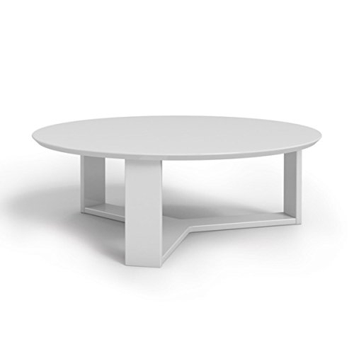 Brilliant Brand New Oval White Coffee Tables Intended For White Coffee Tables Cocktail Tables (Image 9 of 50)