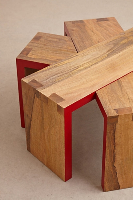 Brilliant Brand New Red Round Coffee Tables In Fab Finds Distinctive Modern Coffee Tables Austin Interior (View 40 of 50)