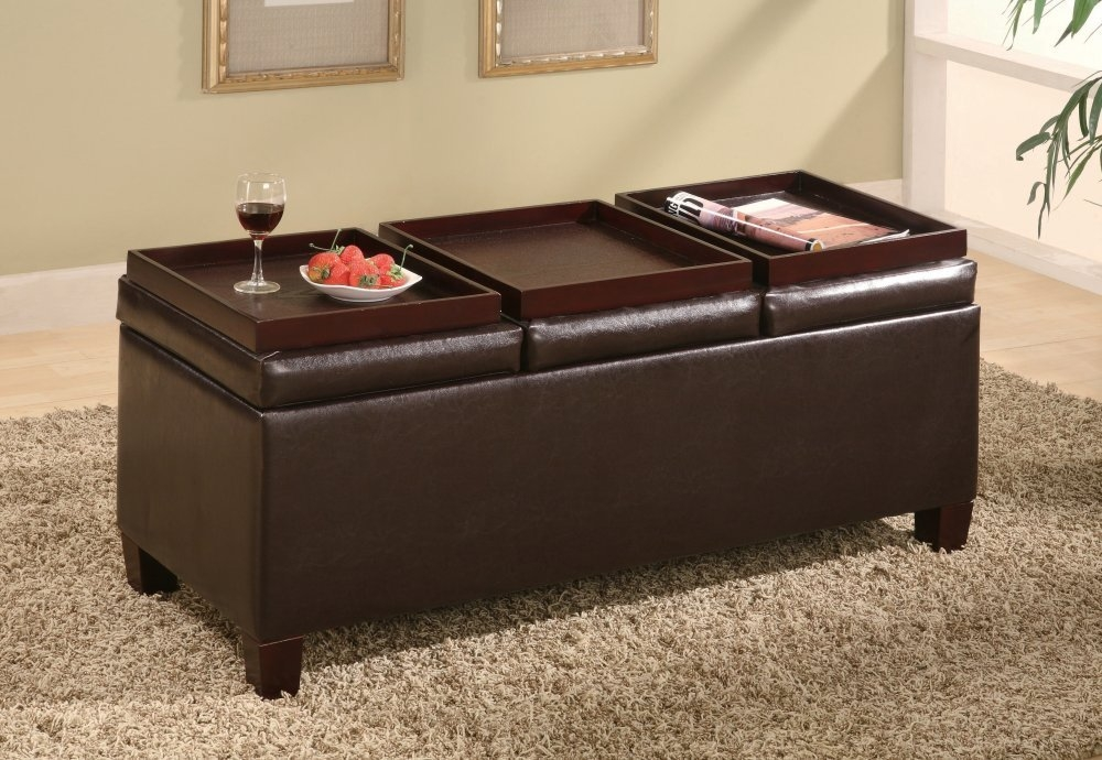 Brilliant Common Coffee Tables With Seating And Storage With Regard To Coffee Table Awesome Coffee Table With Seating Leather Coffee (Image 15 of 50)