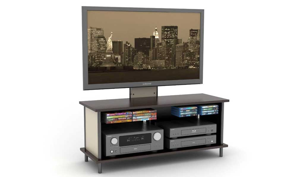 Brilliant Common Home Loft Concept TV Stands For Tv Stands With Mount Advantages Exist Decor (Image 9 of 50)
