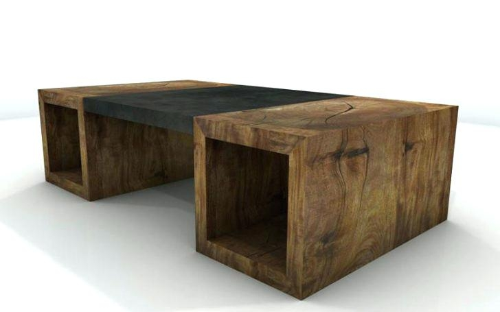 Brilliant Common Jaipur Sheesham Coffee Tables With Regard To Coffee Table Solid Wood Dealhackrco (Image 5 of 40)