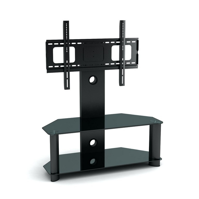 Brilliant Common Oak Corner TV Stands For Flat Screens Inside Oak Corner Tv Stands For Flat Screens (Image 7 of 50)