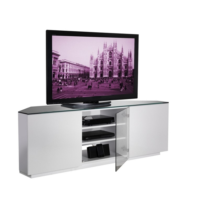 Brilliant Common Oak Effect Corner TV Stands Pertaining To Furniture Flat Screen Tv Console Table Best Buy Tv Stands Tv (Image 7 of 50)