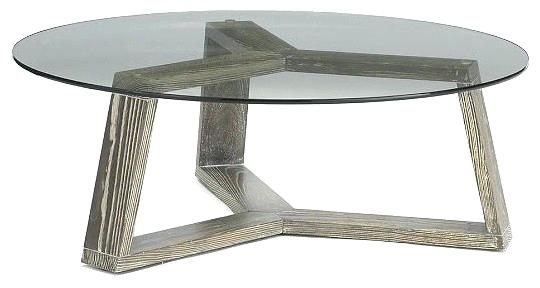 Brilliant Common Round Chrome Coffee Tables Throughout Coffee Table Coffee Tablechrome Round Table Chrome Finish Glass (Image 7 of 50)