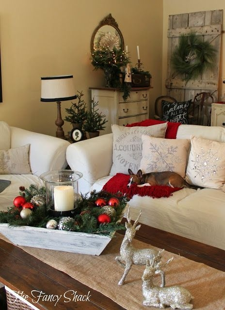 Brilliant Common Rustic Christmas Coffee Table Decors For 174 Best Diy Coffee Table Images On Pinterest (Image 12 of 50)