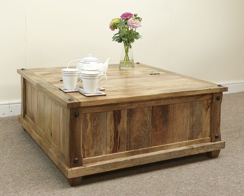 Brilliant Common Square Chest Coffee Tables In Trunk Coffee Table Uk Roselawnlutheran (View 11 of 50)