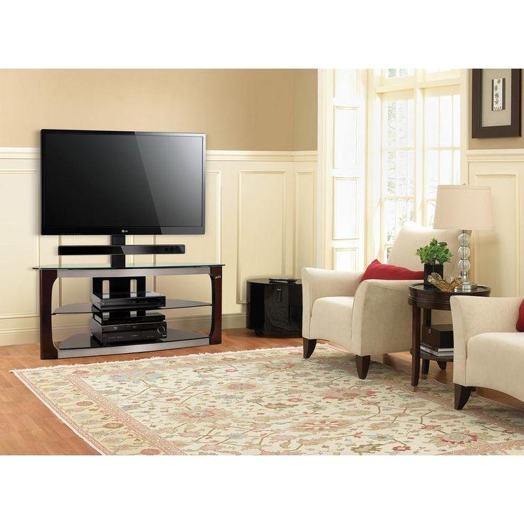 Brilliant Common Swivel Black Glass TV Stands In Tv Stands Amusing Swivel Mount Tv Stand 2017 Design Swivel Mount (View 45 of 50)