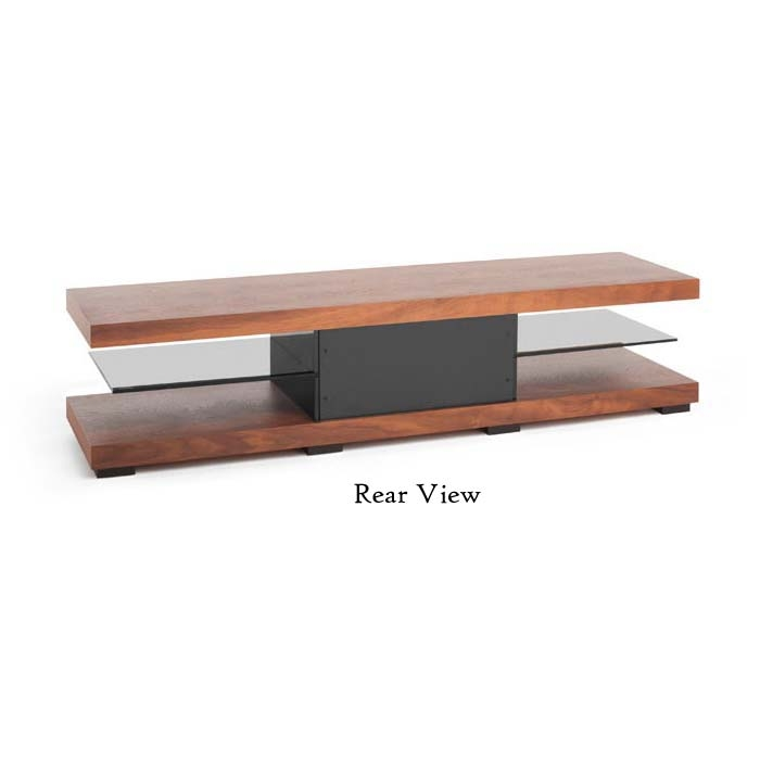Brilliant Common Techlink Echo Ec130tvb TV Stands Pertaining To Techlink Echo Xl Series 75 Inch Tv Stand Walnut Ec150w (Image 8 of 50)