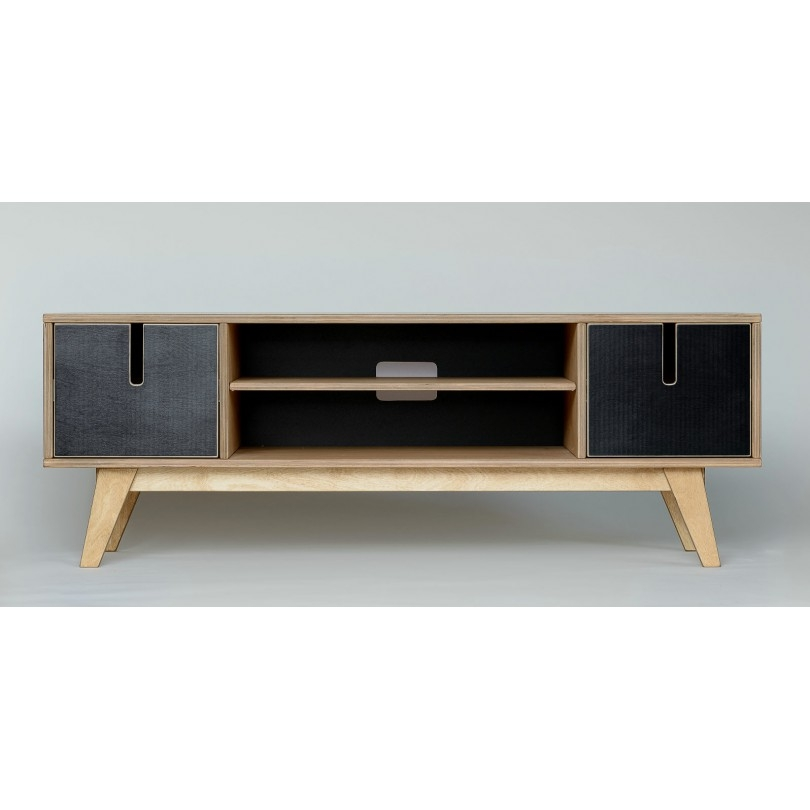Brilliant Common TV Stands With Drawers And Shelves With Regard To Radis Huh Tv Stand With Drawers Furgner (Image 9 of 50)