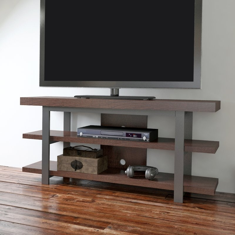 Brilliant Deluxe Comet TV Stands Regarding Laurel Foundry Modern Farmhouse Esta 60 Tv Stand Reviews Wayfair (Image 8 of 50)