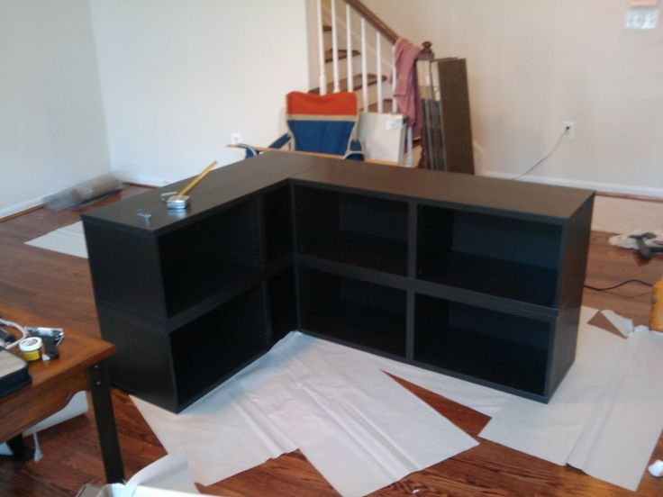 Brilliant Deluxe L Shaped TV Stands Throughout Best 25 L Shaped Bar Ideas On Pinterest Small Man Caves Small (Image 6 of 50)