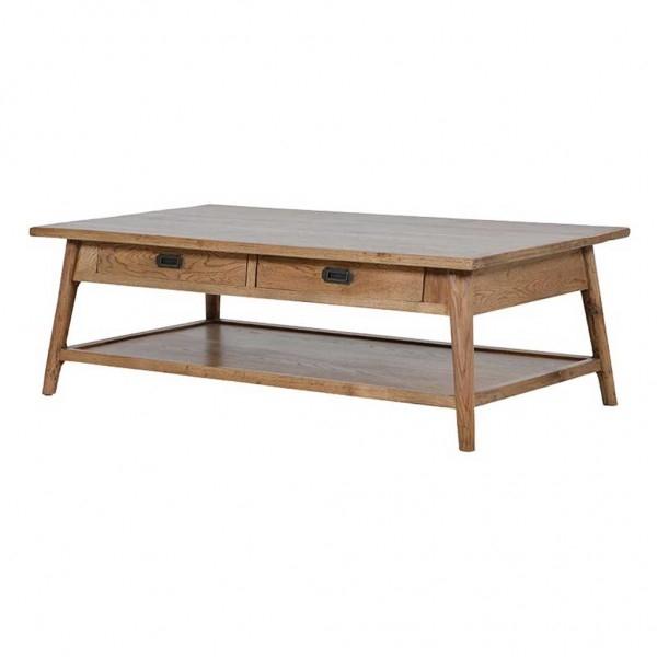 Brilliant Deluxe Retro Oak Coffee Tables Inside Retro Oak Coffee Table Hydes Furniture Interiors (View 2 of 50)