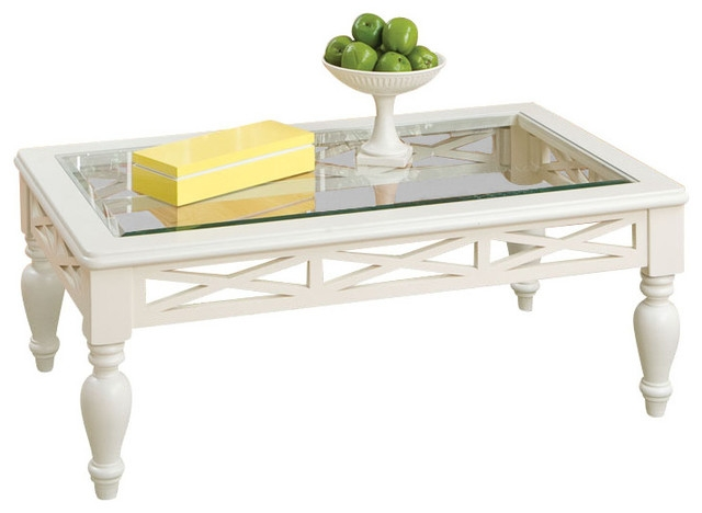 Brilliant Deluxe White And Glass Coffee Tables Intended For Coffee Table Furniture Inspiration Ideas White Coffee Table With (View 17 of 40)