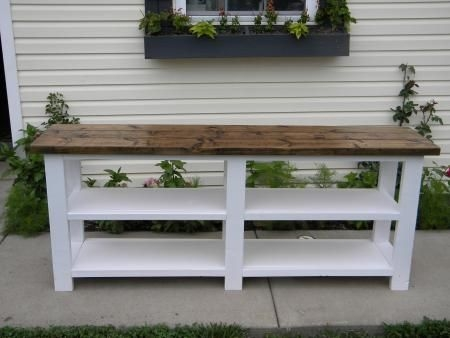 Brilliant Deluxe White Rustic TV Stands Within 25 Best Rustic Tv Console Ideas On Pinterest Tv Console (Image 6 of 50)