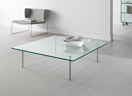 Brilliant Elite Ava Coffee Tables With Chintaly Bent Glass Rectangular Coffee Table Coffee Tables At (Image 10 of 50)