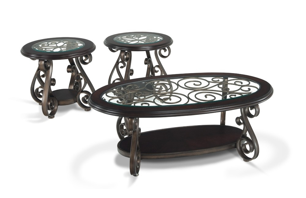 Brilliant Elite Bombay Coffee Tables For Bombay Coffee Table Set Bobs Discount Furniture (Image 10 of 50)