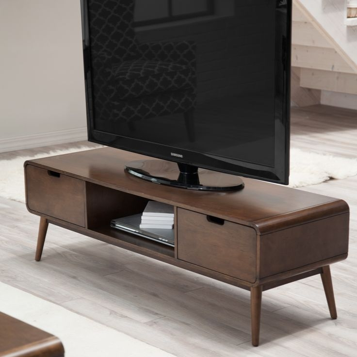 Brilliant Elite Modern Walnut TV Stands Intended For Best 25 Modern Tv Stands Ideas On Pinterest Wall Tv Stand Lcd (View 33 of 50)