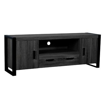 Brilliant Elite Rustic White TV Stands Inside Rustic Tv Stand Entertainment Center Reclaimed Wood Charcoal Media (Image 14 of 50)