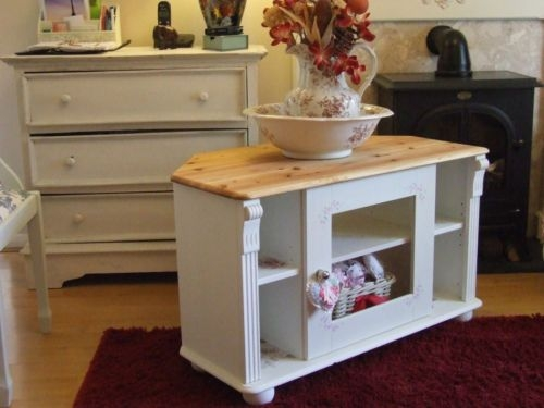 Brilliant Elite Shabby Chic TV Cabinets Inside 18 Best Furniture Images On Pinterest Corner Cabinets Cupboards (View 24 of 50)