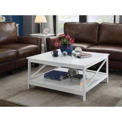 Brilliant Elite Square Coffee Tables  Pertaining To Square Coffee Tables Accent Tables The Home Depot (Image 10 of 50)