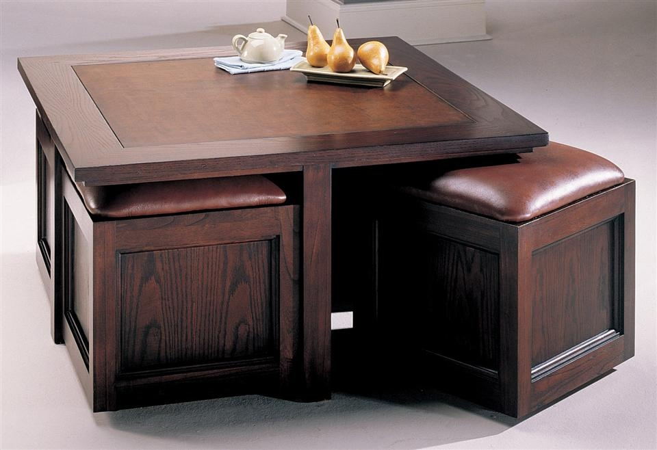 Featured Image of Square Coffee Tables With Storage