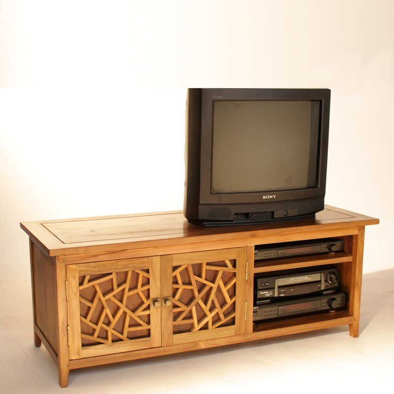 Brilliant Elite Traditional TV Cabinets Inside Traditional Tv Cabinet Wooden Fta Chi Tv Matahati (Image 11 of 50)