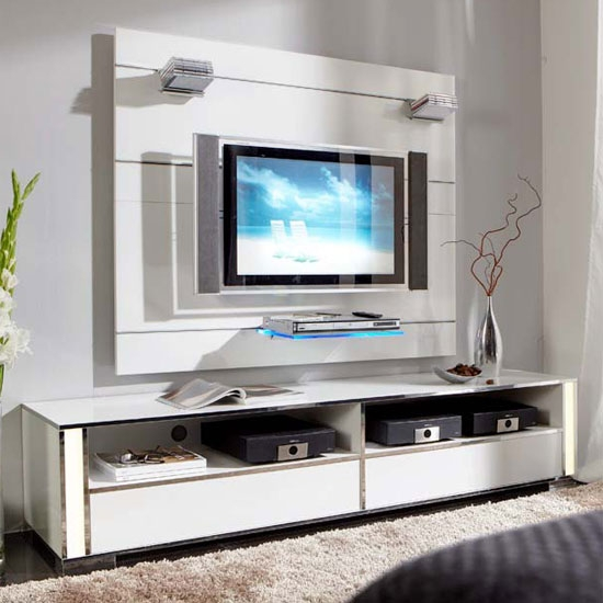 Brilliant Elite White Glass TV Stands Regarding Tv Stands Glamorous Glass Tv Stand Walmart Design Ideas Glass Tv (Image 14 of 50)