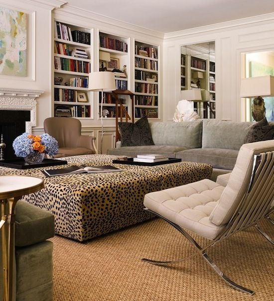 Brilliant Famous Animal Print Ottoman Coffee Tables For 177 Best Animal Prints In Decor Images On Pinterest Animal (Image 10 of 50)