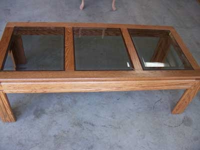 Brilliant Famous Glass And Oak Coffee Tables Intended For Woodloft Locally Amish Custom Handcrafted Coffee Tables (Image 11 of 50)