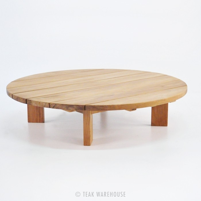 Brilliant Famous Large Low Wood Coffee Tables With Regard To Fascinating Large Coffee Table Plans (View 14 of 50)