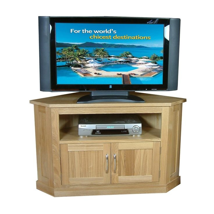 Brilliant Famous Light Oak Corner TV Cabinets Pertaining To 74 Best Mobel Light Oak Furniture Range Images On Pinterest (Image 17 of 50)