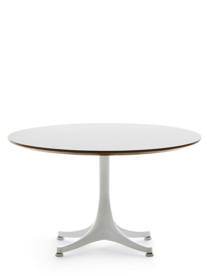 Brilliant Famous Nelson Coffee Tables Intended For Vitra Nelson Tables Table 5452 H420 X 720 Mm Base Whitetop (Image 6 of 50)