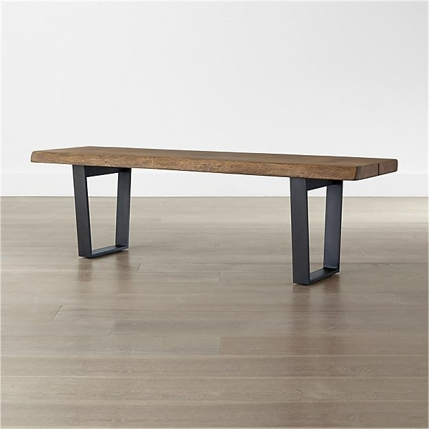 Brilliant Famous Small Coffee Tables Pertaining To Yukon Small Coffee Table Bench Crate And Barrel (Image 12 of 50)