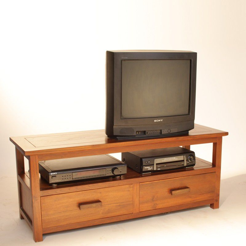 Brilliant Famous Traditional TV Cabinets Inside Traditional Tv Cabinet Wooden Fta Con Tir Matahati (Image 13 of 50)
