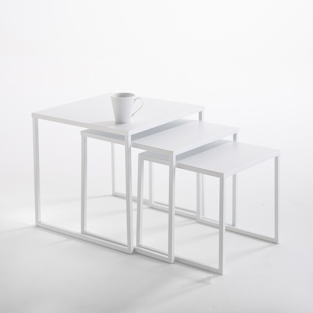 Brilliant Famous White Cube Coffee Tables For Coffee Tables Small Large Coffee Tables La Redoute (View 27 of 40)