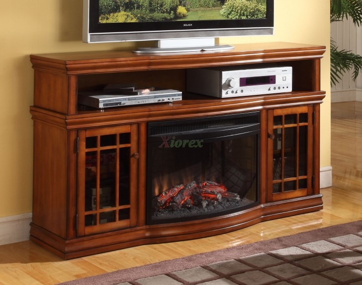 Brilliant Famous Wooden TV Cabinets With Glass Doors With Furniture Outstanding Flat Screen Tv Wall Cabinets With Doors To (Image 16 of 50)