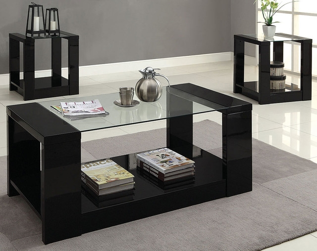 Brilliant Fashionable Contemporary Coffee Table Sets Inside Contemporary Coffee Table Set Great Coffee Table Sets On Coffee (Image 6 of 50)